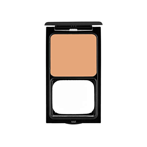 Kamaflage Cover Cream by Sacha Cosmetics, Best Camouflage Full Coverage Concealer Foundation Makeup, Matte Poreless Tattoo Cover Up, 1.0 oz, Almond Beige - Rmk Cover