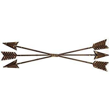 Rustic Triple Arrow Wall Decor