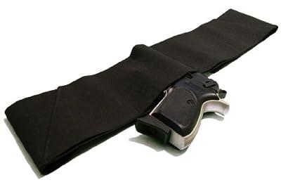 Four Way Belly Band Gun Holster - Size Medium 33