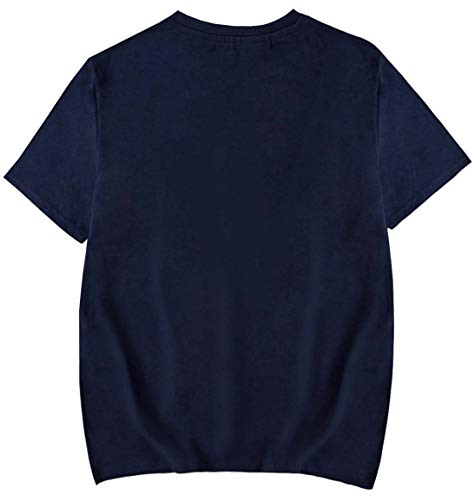 Por Azul rose Para Animen Oliphee Boy Camisetas Verano Mujer Mendes De El Concierto Shawn tSRpH