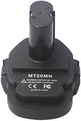 Pandamama Mt20Mn Power Tool Battery Adapter Portable 18V Lithium Battery Converter Power Tool Battery Adapter