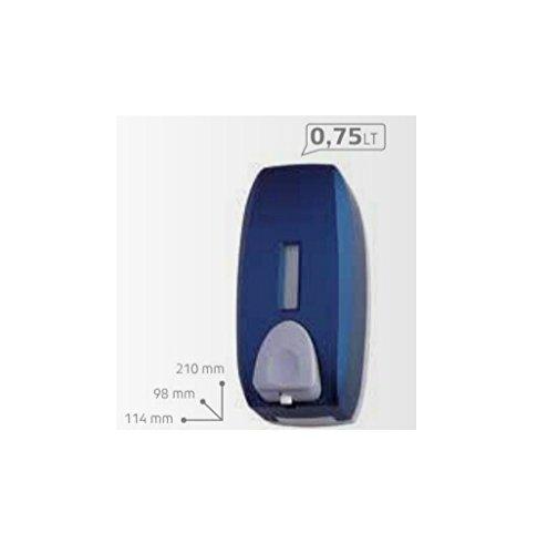 Dispensador jabón espuma plástico azul Medial Vanity: Amazon.es: Industria, empresas y ciencia