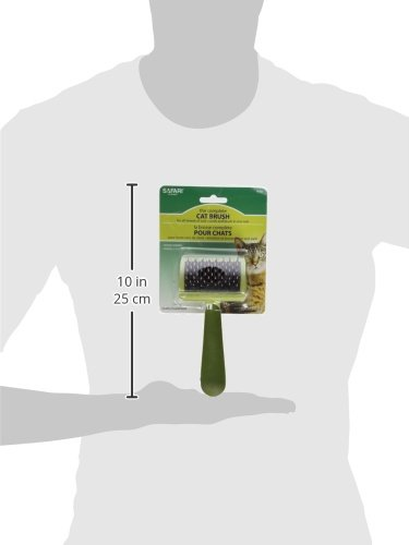 Safari Pet Products CSFW405 Complete Brush for Cats