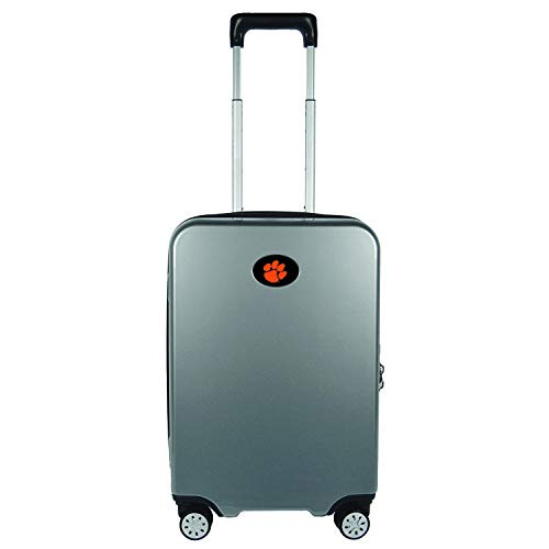 NCAA Clemson Tigers Premium Hardcase Carry-on Luggage Spinner