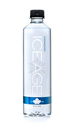 Ice Age Glacial Water, Packs of 12 (16.9 Ounce)