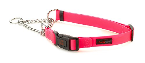 Ultrahund 'Play' Martingale Large Collar, Pink, 18