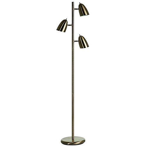 Dainolite Lighting DM330FAB Floor Lamp, 14