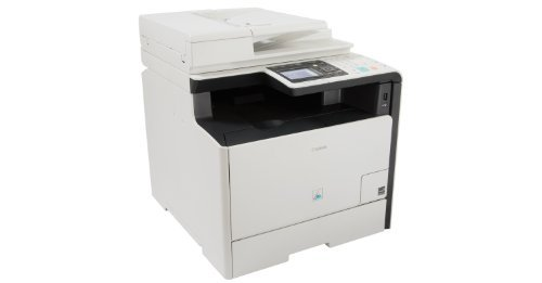 Canon imageCLASS MF8580CDW Laser Multifunction Printer - Color - Plain Paper Print - Desktop Printer, Scanner, Copier, Fax - 21 ppm Mono/21 ppm Color Print - 2400 x 600 dpi Print - 21 cpm Mono/21 cpm Color Copy LCD - 600 dpi Optical Scan - Automatic Duple by CANON