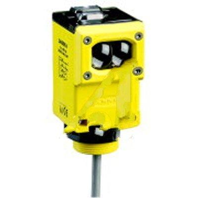 Banner Engineering Q45VR2DL, Sensor, Photoelectic, Operate 90 to 250V, 50/60Hz, SPDT