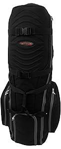 Caddy Daddy Golf Phoenix Golf Travel Bag, Black