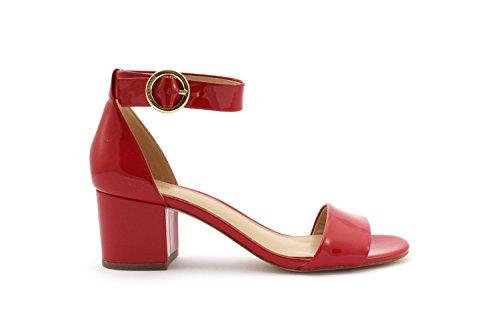 Sandalo Michael Kors LENA MID Red - Size:38,5