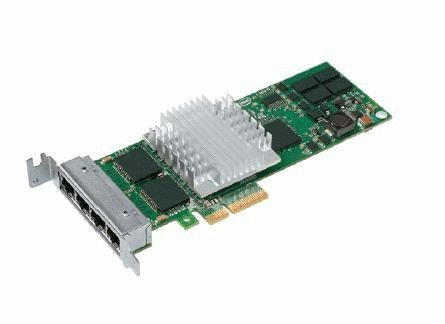 Intel EXPI9404PTL PRO/1000 PT Quad Port Low Profile Server Adapter, Retail by DHEXPI9404PTL