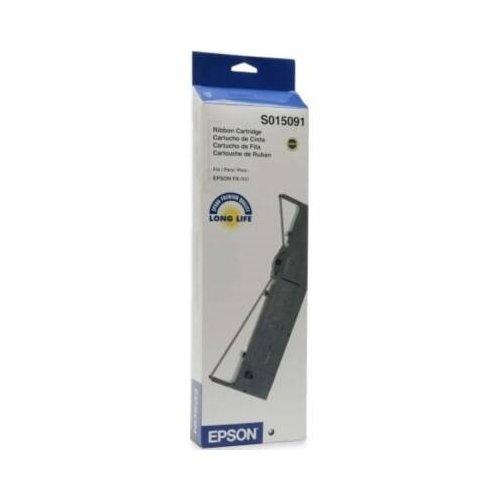 EPSS015091 - Epson Black Ribbon (S015091 Black Ribbon)