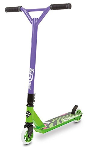 Street Surfing Torpedo - Patinete de acrobacias, color verde ...