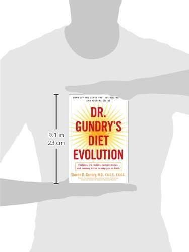 31JtIo9slSL - Dr. Gundry's Diet Evolution: Turn Off the Genes That Are Killing You and Your Waistline