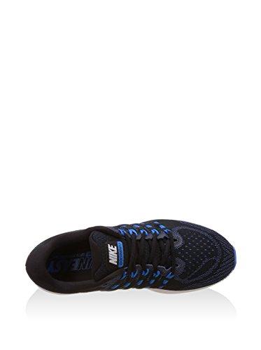 Nike Air Zoom Vomero 11, Zapatillas de Running para Hombre Negro (Negro (black/white-photo blue-racer blue))