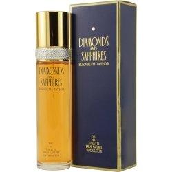 Diamond&Sapphire/Elizabeth Taylor Edt Spray 1.7 Oz (W)