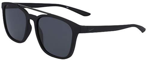 Sunglasses NIKE WINDFALL EV 1208 001 MATTE BLACK-DARK GREY