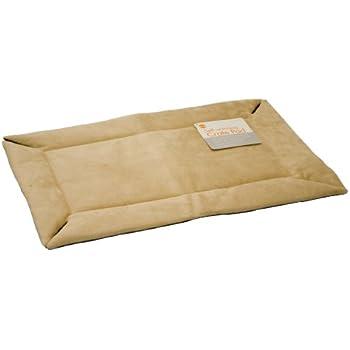 K&H Pet Products Self-Warming Crate Pad Large Tan 25