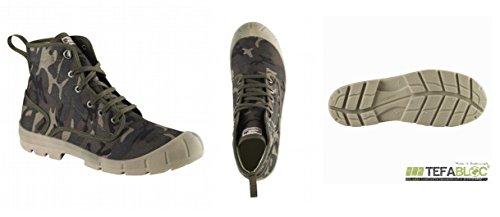 Unisexe sOLOGNAC 8208673 hIGH-chaussures de randonnée montantes eU39 uK5.5 baskets, chaussures de sport