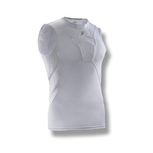 Storelli Sports Sleeveless Field Player Shirt |Protective Soccer Equipment |Impact Resistant|LIGHTWEIGHT|Small