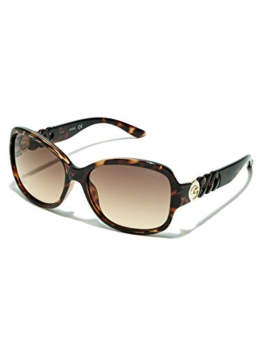 GUESS Factory Womens Chain Temple Sunglasses product image