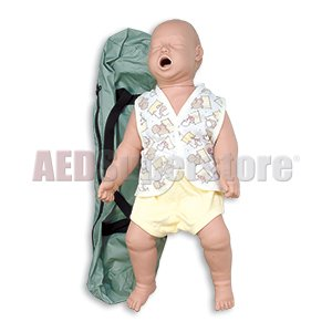 Simulaids - INFANT CHOKING MANIKIN w/carry (Choking Manikin)