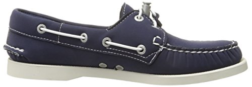 Shoes Navy Docksides Neoprene Sebago Red Boat Women's wAUUqtR