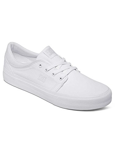 DC Shoes Trase TX - Zapatillas para hombre Blanco