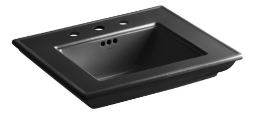 Why Should You Buy KOHLER K-2345-8-7 Memoirs Bathroom Sink Basin with Stately Design and 8 Centers,...