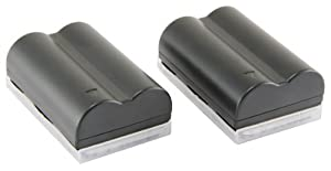 STK's Canon BP-511 2200mAh Battery for Select Canon Cameras (2 Pack)