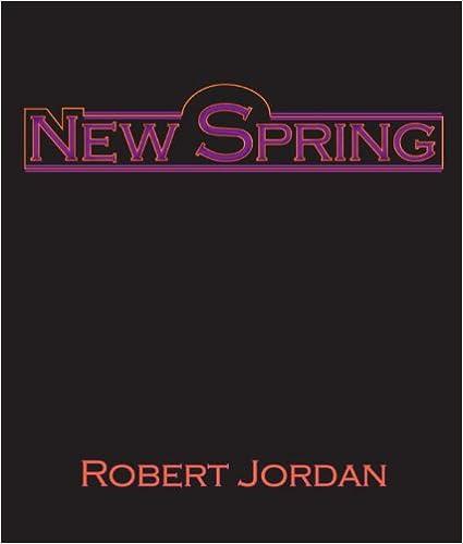 The Novel New Spring