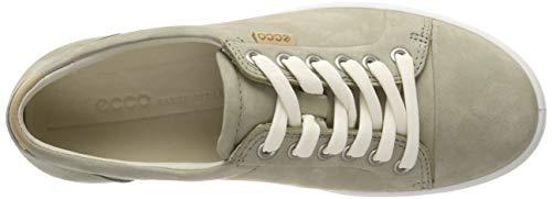 1023 Ladies Ecco sage 7 Femme Basses Soft Sneakers E66wq0