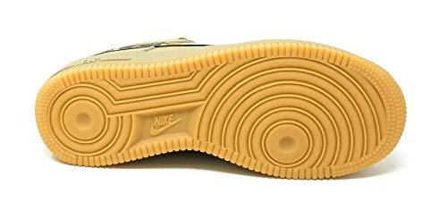 Nike top sneakers Neutral black 1 'Air Mid Kids medium Hi Force Olive Oli gs xa0AS6wrxq