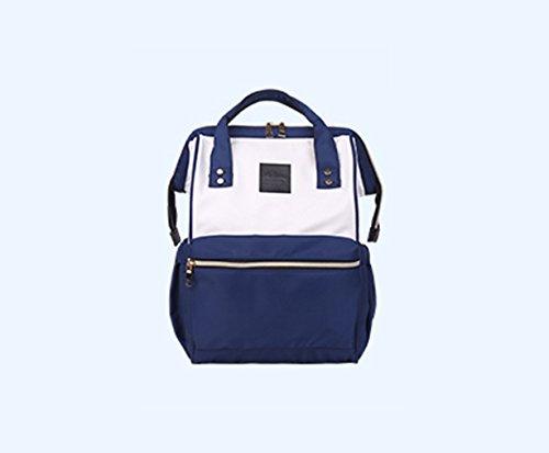 Bolso de la momia, morral multi-funcional de gran capacidad del hombro, hacia fuera bolso, bolso, bolso de la madre de la manera, bolso del bebé de la madre ( Color : #8 ) #5