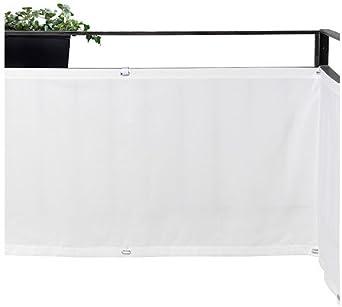 IKEA DYNING - Wind- / parasol, blanco - 250x80 cm: Amazon.es: Ropa y accesorios