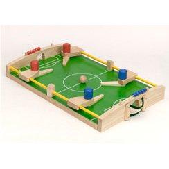 Wooden Soccer Pinball Game