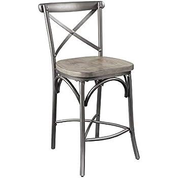 Amazon.com: HomeRoots - Juego de 2 sillas para muebles ...