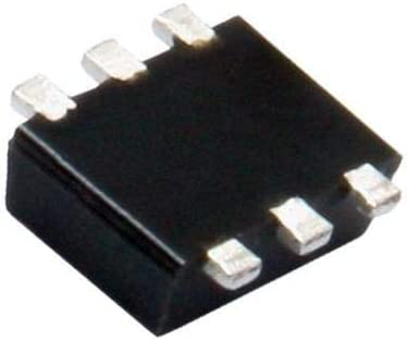 Pack of 100 MOSFET Dual N-Ch MOSFET 20V 700 mohms @ 4.5V SI1024X-T1-GE3