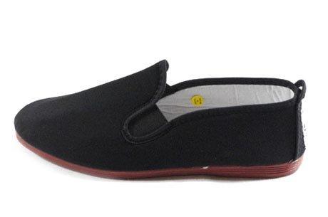 Zapatillas camping JAVER ZAPATILLAS talla 37 NEGRO TELA: Amazon.es: Zapatos y complementos