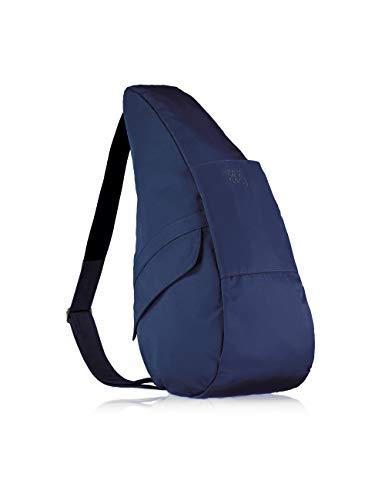 (AmeriBag Classic Healthy Back Bag tote Microfiber Medium (Navy))