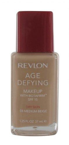 Revlon Возраст Вопреки макияж с Botafirm для сухой кожи, средний бежевый, 1.25 унция