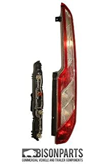 LH /& RH PAIR - CIT049 /& CIT050 Without Bulb Holders Rear Tail Light Lamp Lens