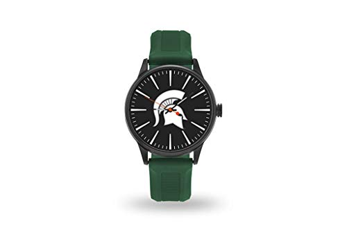 Michigan State Cheer Watch with Green Watch Band ()