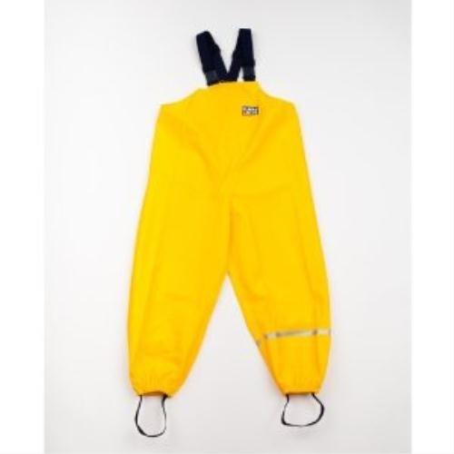 :Rukka, 122cm Welded Dungarees 7-8 Years - Yellow