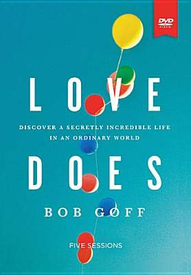 Love Does DVD: Discover a Secretly Incredible Life in an Ordinary World - http://medicalbooks.filipinodoctors.org