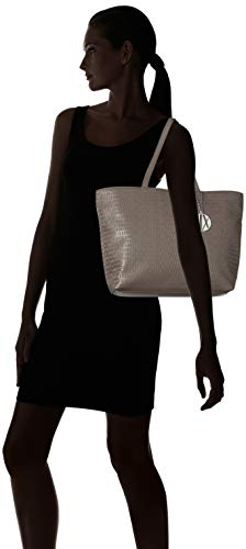 Bolsos Armani Mujer Totes taupe Womans Exchange Marrón Shopping txgHZ
