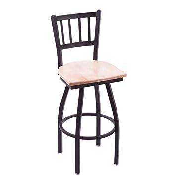 Swell Amazon Com Holland Bar Stool Cambridge Natural Maple Extra Machost Co Dining Chair Design Ideas Machostcouk