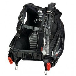 Mares Dragon MRS Plus Scuba BC - Medium for Scuba Divers