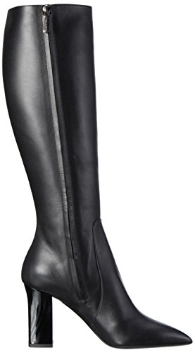 Knee Boots 000 Black Women's Black High Shoes Pollini fqxzAwg6x
